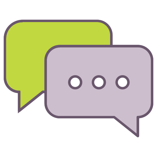 Meme Live Chat, Live Chat, Online Communication Icon With Png
