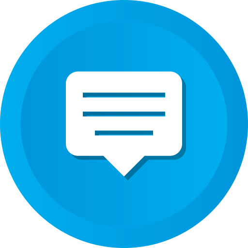 Chatting, Inbox, Bubble, Conversation, Message, Comment, Chat Icon