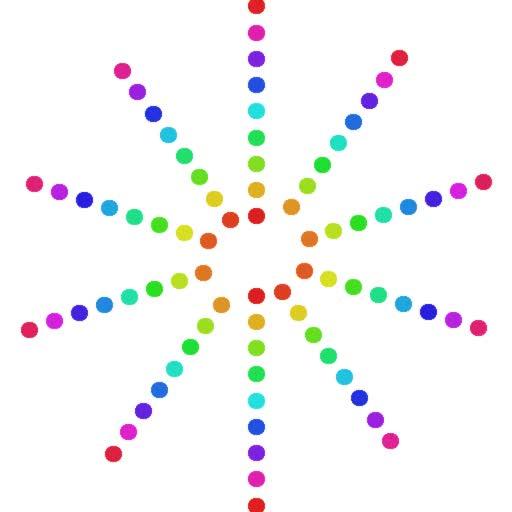 Rainbow Spiral Gif Find, Make Share Gfycat Gifs