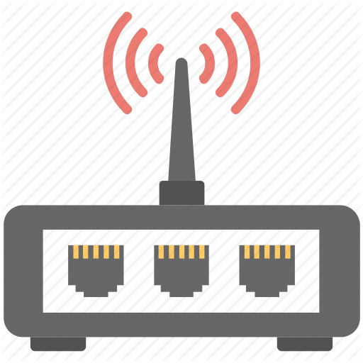 Lan Modem, Local Area Network, Modem, Wifi, Wifi Router Icon