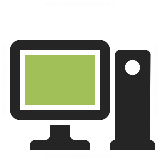 Workstation Icon Iconexperience