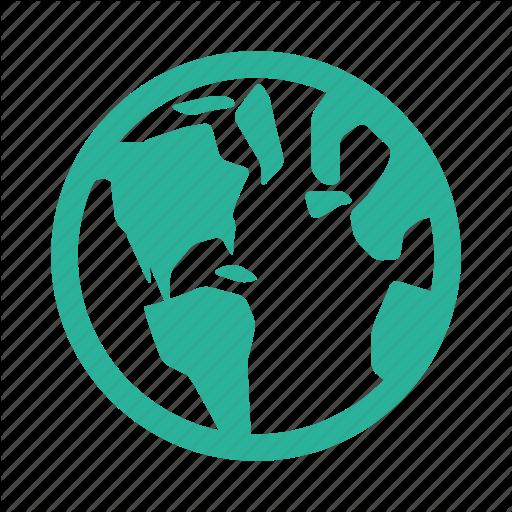 Globe, Localization, Localize, Planet, World Icon