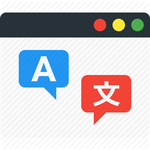 Language, Localization, Translate, Translation Icon