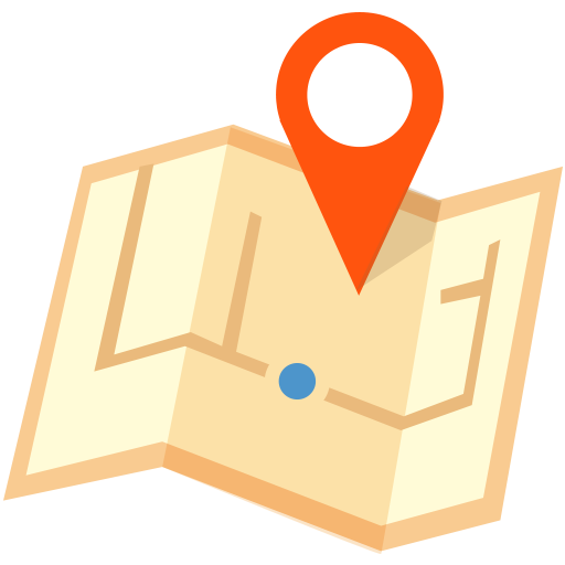 Location Icon Flat Things Location Icon, App