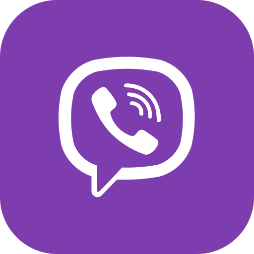 Media, Global, App, Social, Android, Viber, Ios Icon
