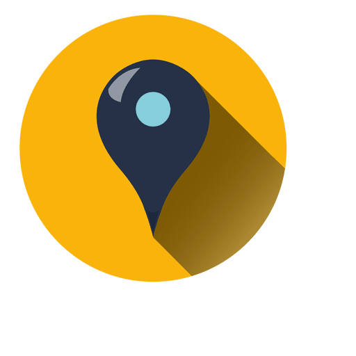 Location Pointer Circle Icon