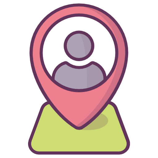Location, Pointer, Map, Person Icon Free Of Location Icons