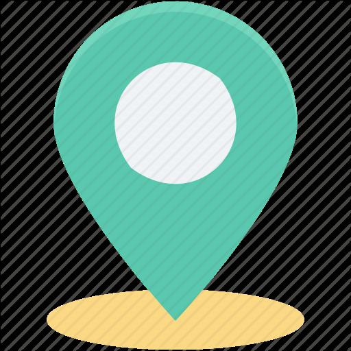 Location Marker, Location Pin, Location Pointer, Map Locator, Map