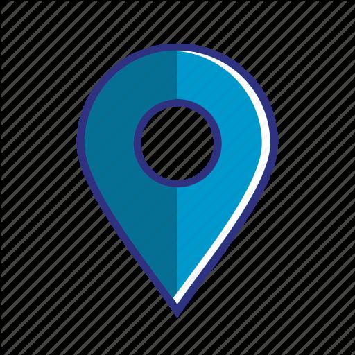 Transparent Pin Blue Transparent Png Clipart Free Download