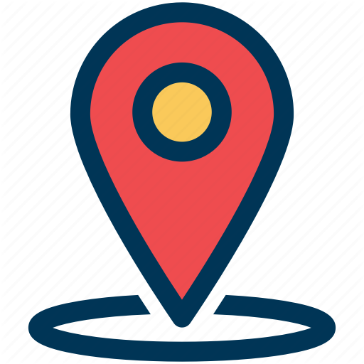 Gps, Location, Tracking Icon