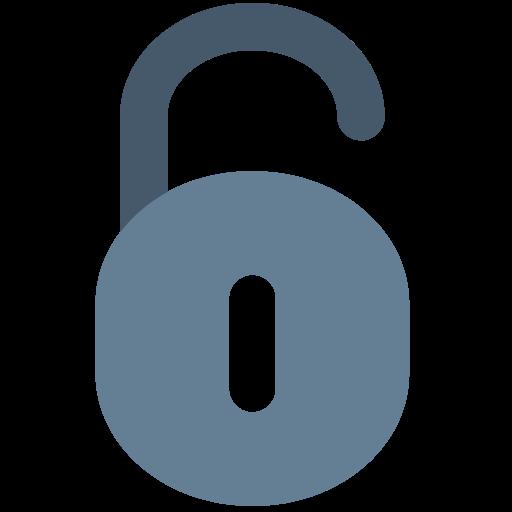 Office, Open, Padlock, Safety, Unlock, Padlock, Unlocking Icon