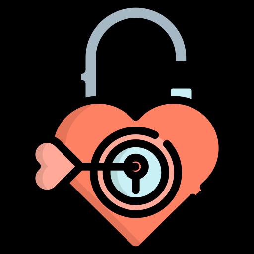 Unlock Love Png Icon