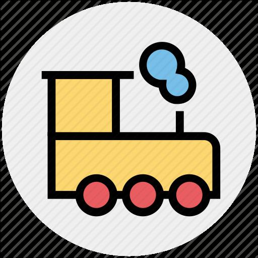 Engine, Locomotive, Locomotive Engine, Rail, Train, Train Engine Icon
