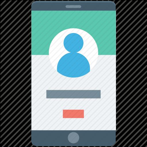 App Login, Login, Login Screen, Mobile Login, Profile Logn