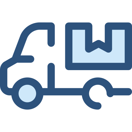 Cart Logistics Delivery Png Icon