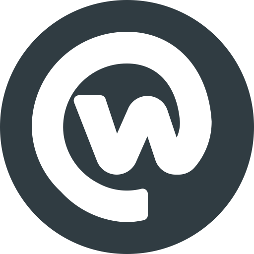 Logo, Media, Social, Workplace Icon