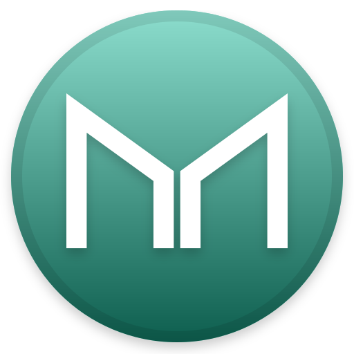 Maker Icon Cryptocurrency Iconset Christopher Downer