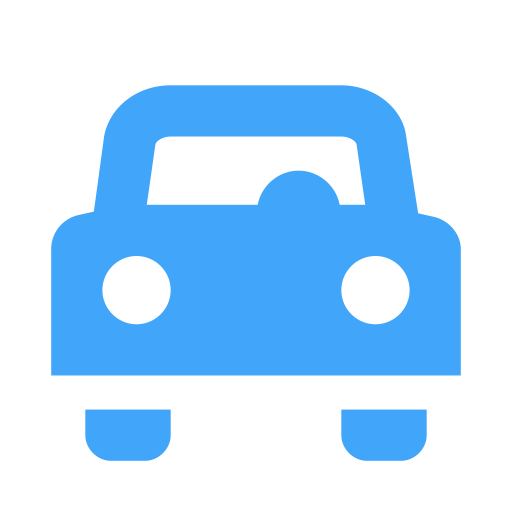Car, Drive, Expenses, Service Icon