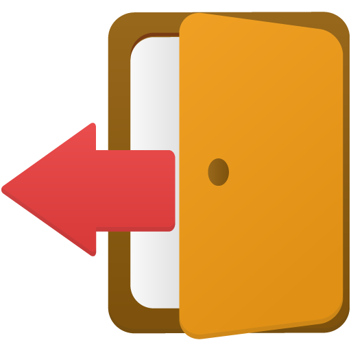 Logout Icon Free Of Flatastic Icons