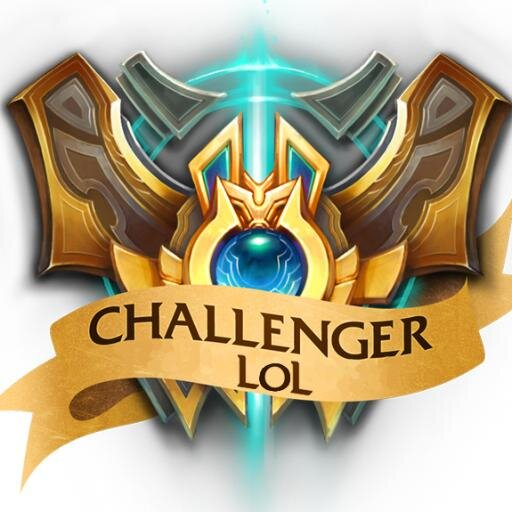Lol Challenger On Twitter