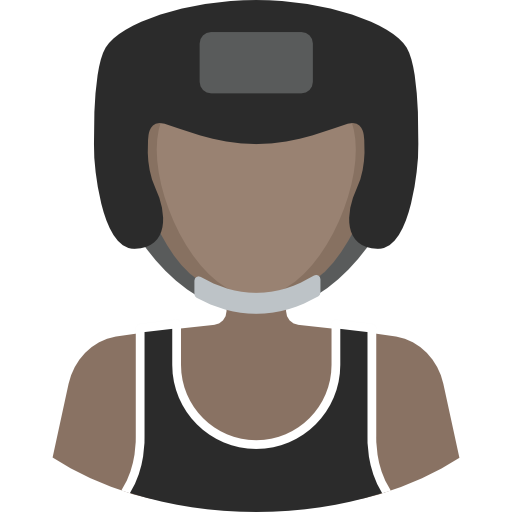 Avatar, People, Athletic, Sporty, Boxer, Sports And Competition