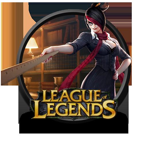 Fiora Headmistress Icon League Of Legends Iconset