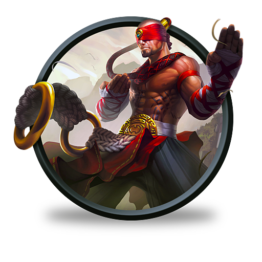 Lee Sin Interesting Icon League Of Legends Iconset