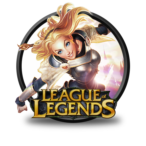 Lux Icon League Of Legends Iconset