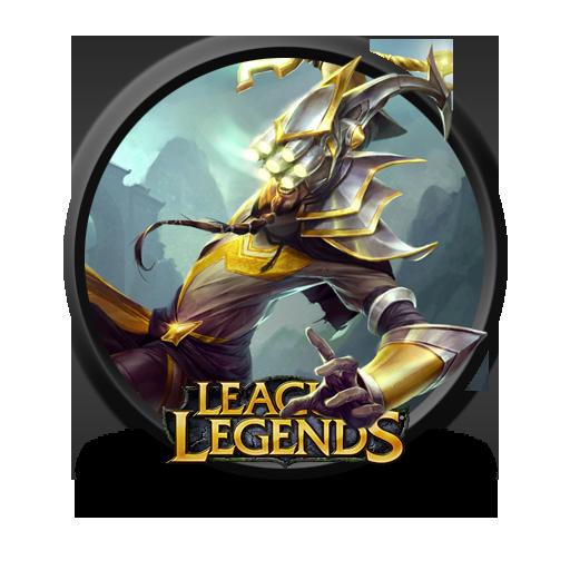 Master Yi Icon League Of Legends Iconset
