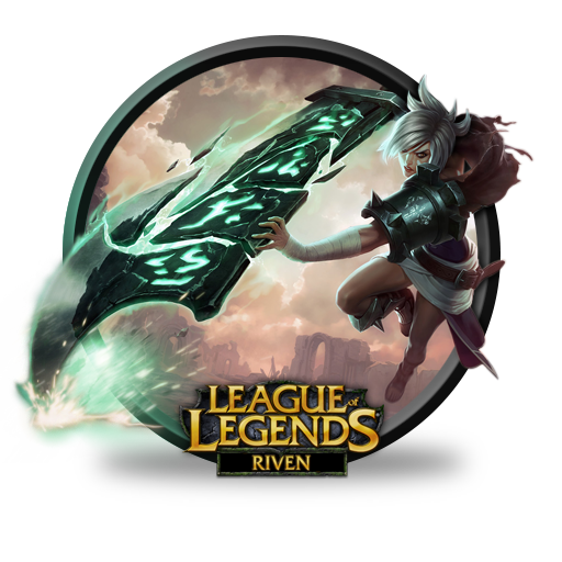 Riven Icon League Of Legends Iconset
