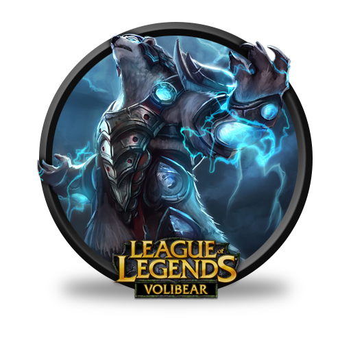 Volibear Icon League Of Legends Iconset