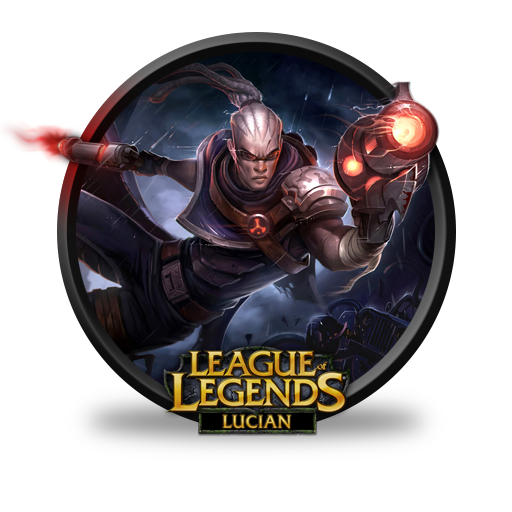 Lucian Hired Gun Icon League Of Legends Icons