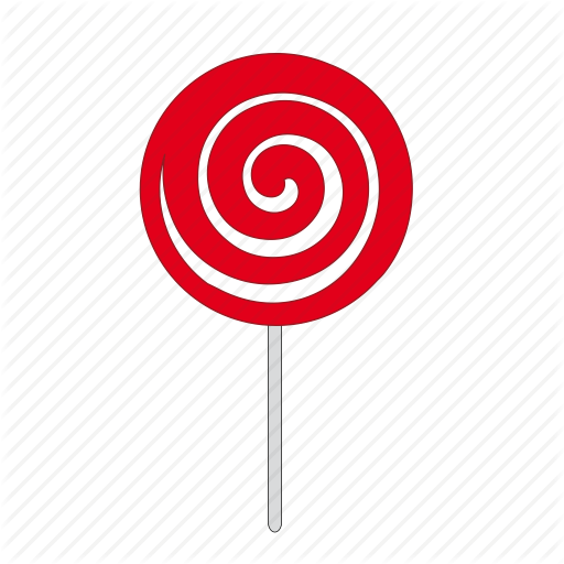 Candy, Dessert, Food, Lollipop, Sugar, Sweet, Sweets Icon