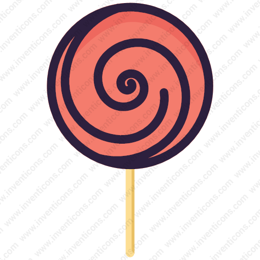 Download Toffee,sweet,party,treat,lollipop,candy,christmas Icon