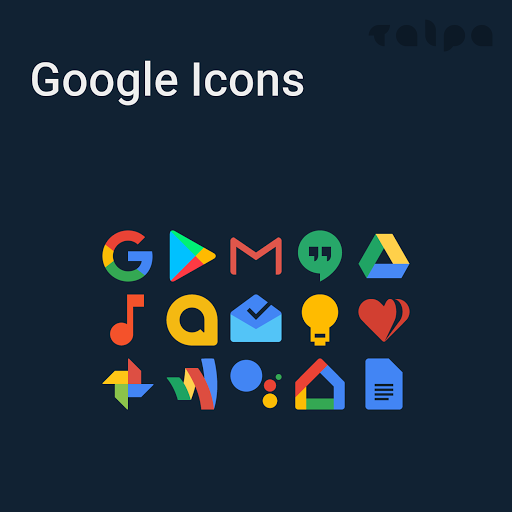 Talpa Icon Pack Latest Version Apk