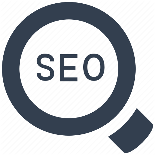 Keywords, Magnifying Glass, Manage, Optimization, Research, Search