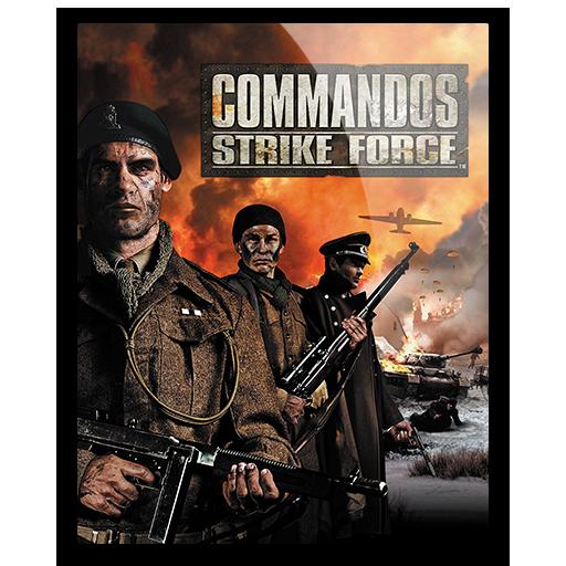 Icon Commandos Strike Force