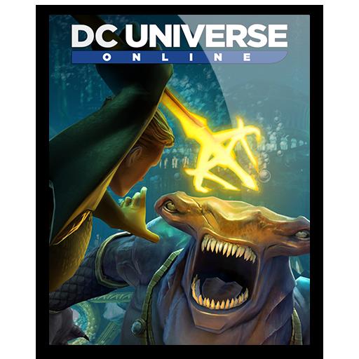 Icon Dc Universe Online