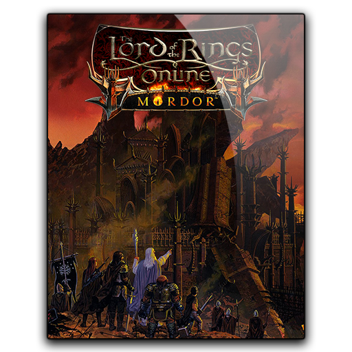 Icon The Lord Of The Rings Online Mordor