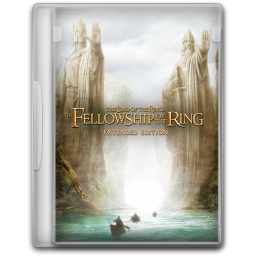 Lotr The Fellowship Of The Ring Extended Icon Free Download As
