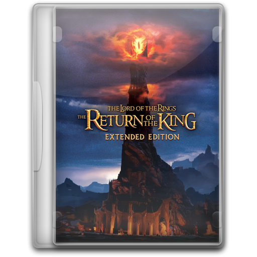 Lotr The Return Of The King Extended Icon Lord Of The Rings