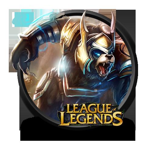 Volibear Thunder Lord Icon