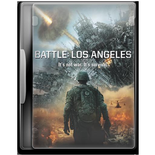 Battle Los Angeles Icon Movie Mega Pack Iconset