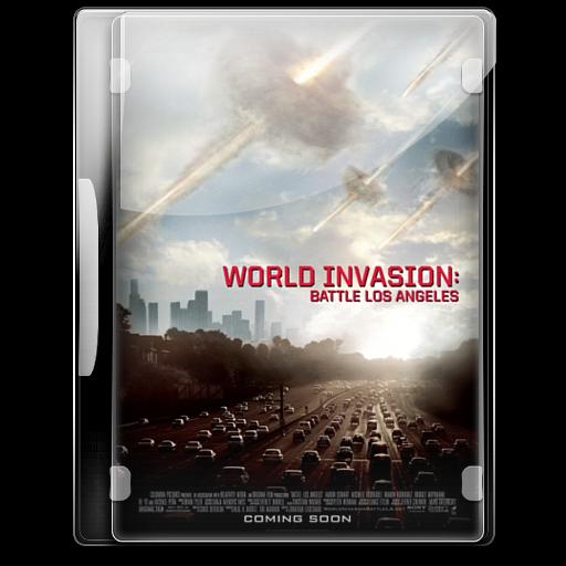 Battle Of Los Angeles Icon English Movies Iconset Danzakuduro