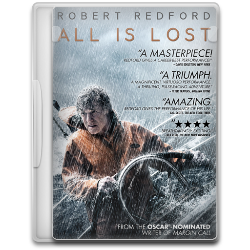 All Is Lost Icon Movie Mega Pack Iconset