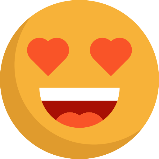 In Love Emoji Png Icon
