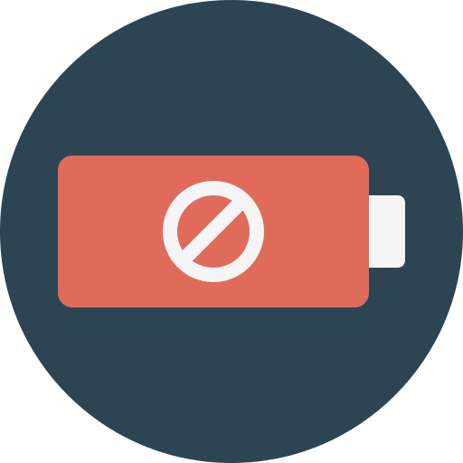 Low Battery Png Icon