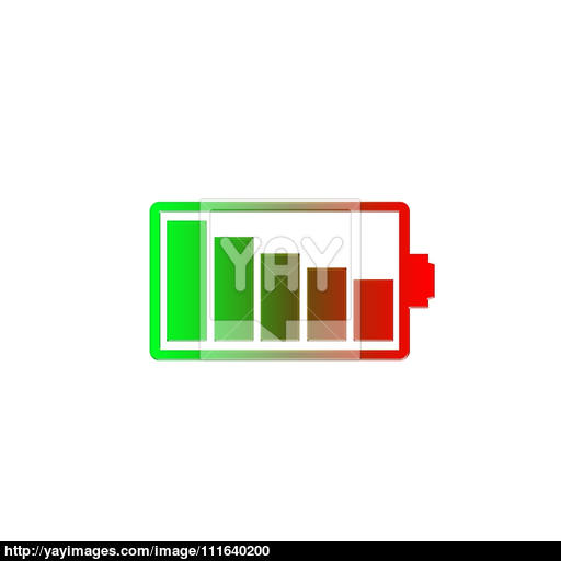 Charging Battery Icon Image
