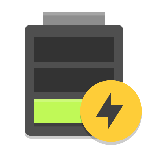 Battery Low Charging Icon Papirus Status Iconset Papirus