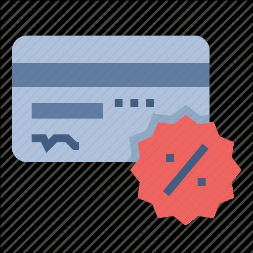 Bonus, Card, Credit, Discount Icon